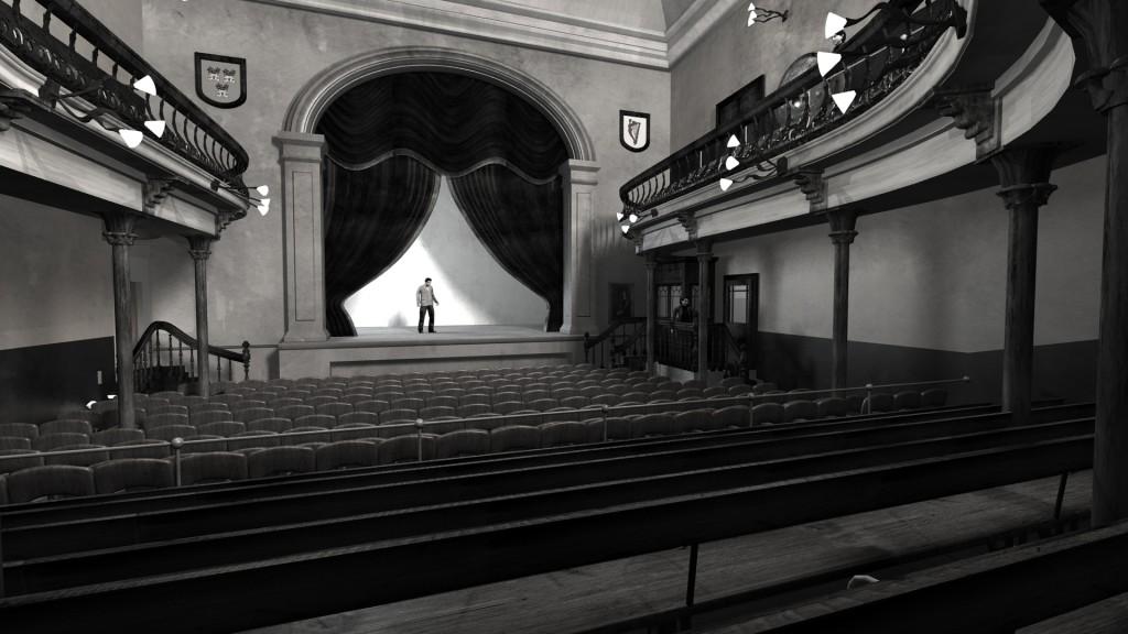 Ground Floor, Abbey Theatre, 1904