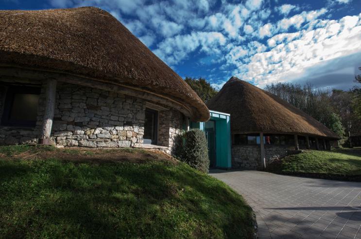 Lough Gur visitor centre, Limerick