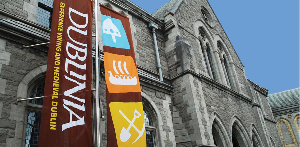 Dublinia--the Viking and Medieval Dublin Museum will add a new exhibit on the Battle of Clontarf. Noho is developing two short videos for this exhibition.