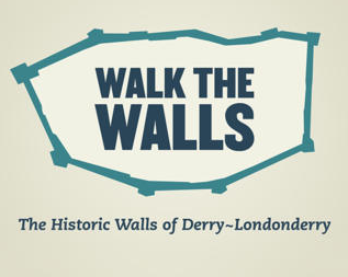 Walk the Walls app for the Historic Walls of Derry-Londonderry