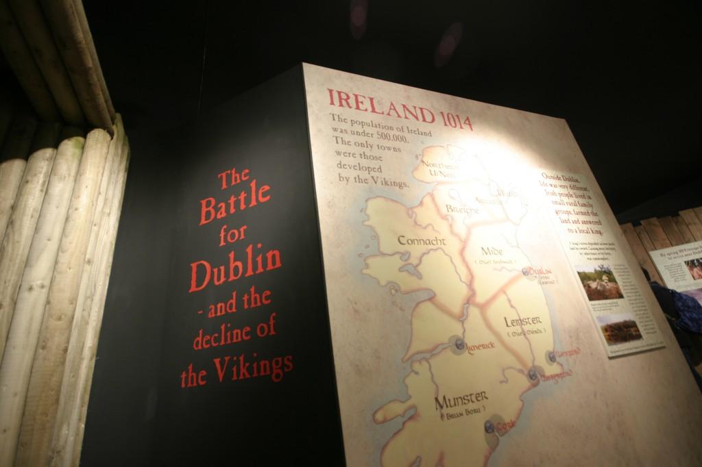 Dublinia's new exhibition The Battle for Dublin